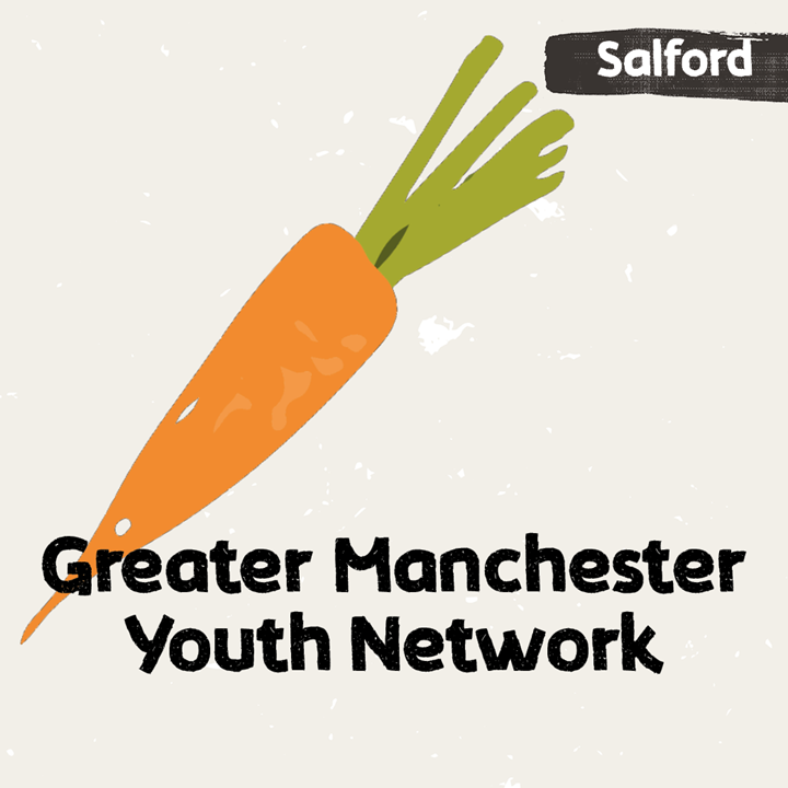 illustration for Great Manchester Youth Network