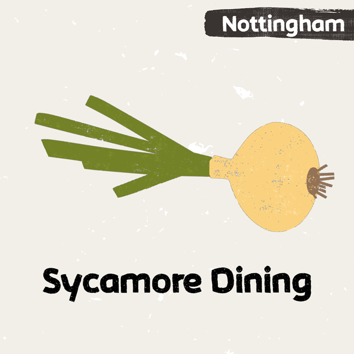 Illustration for Sycamore Dining in Nottingham