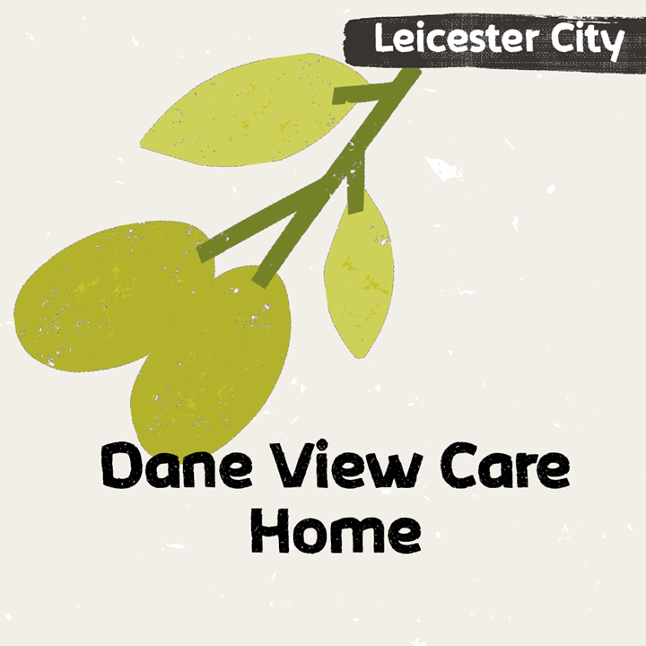 Illustration for Dane View Care Home in Leicester City