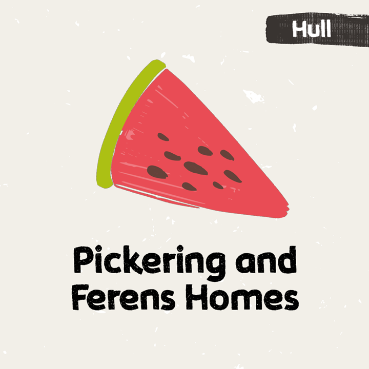 Illustration for Pickering and Ferens Homes in Hull