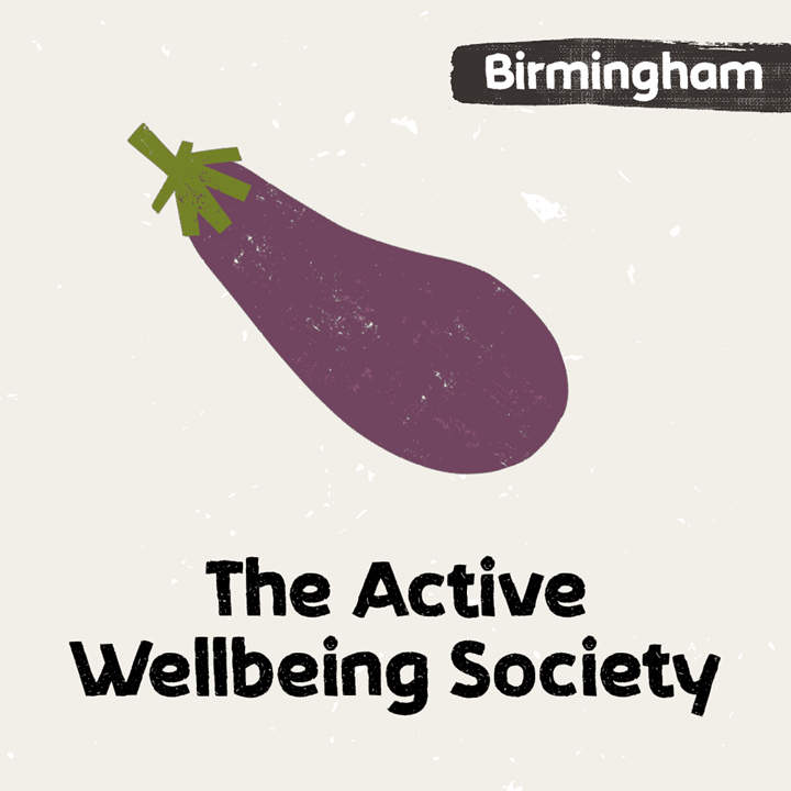 Illustration for Active Wellbeing Society in Birmingham