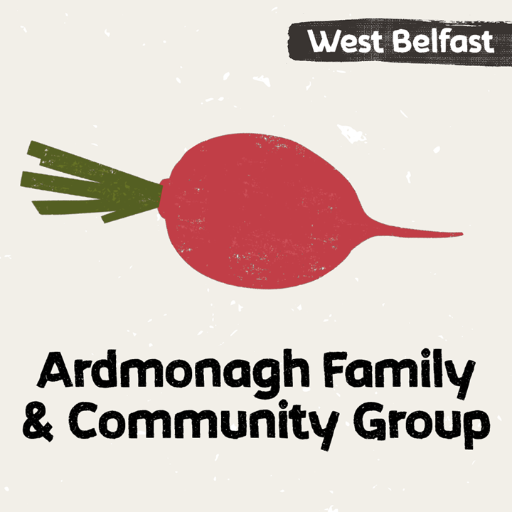 Illustration for Ardmonagh Family and Community Group in West Belfast