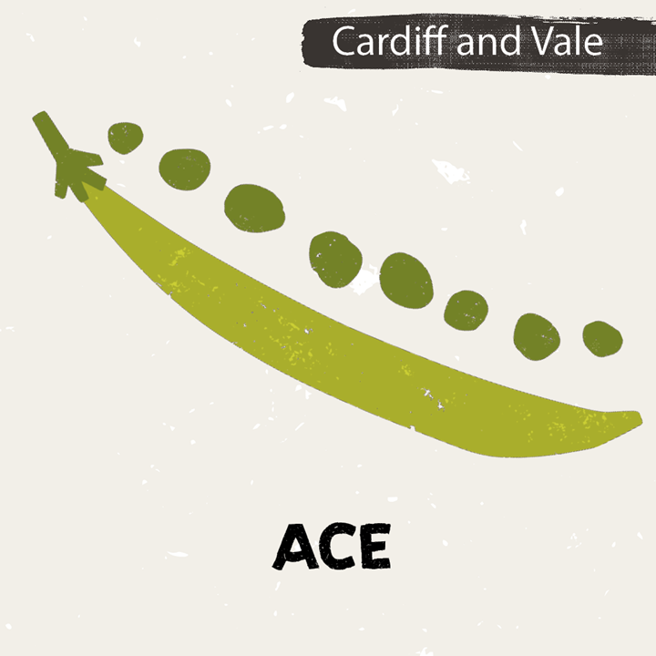 Illustration for ACE in Cardiff and Vale